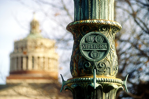 meliora flag pole