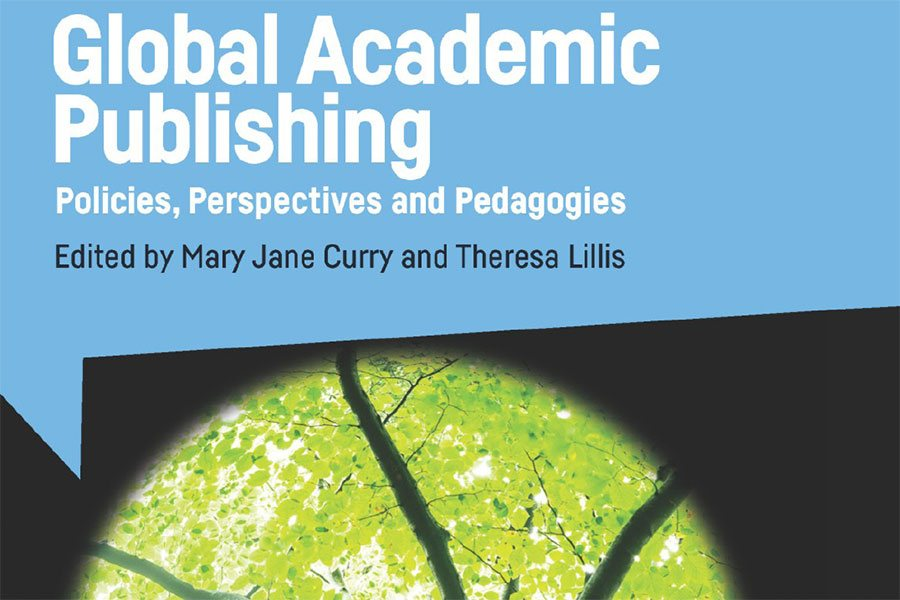 New Book Examines the Struggle for Linguistic Equity in Global Academic Publishing