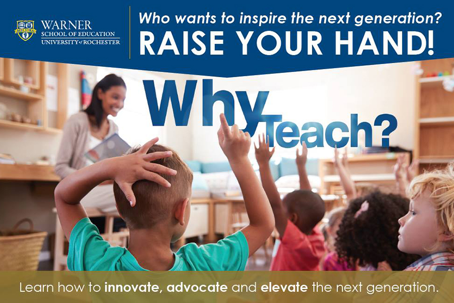 Why Teach? event image