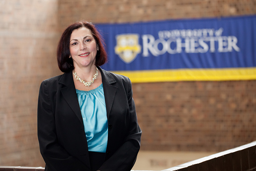 Joanne Larson to Receive William H. Riker University Award for Excellence in Graduate Teaching