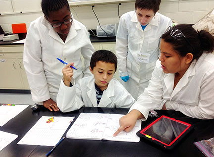 2014 Get Real! Science Camp