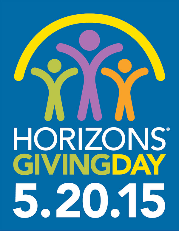 Horizons Giving Day logo