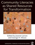 Book cover Community Literacies